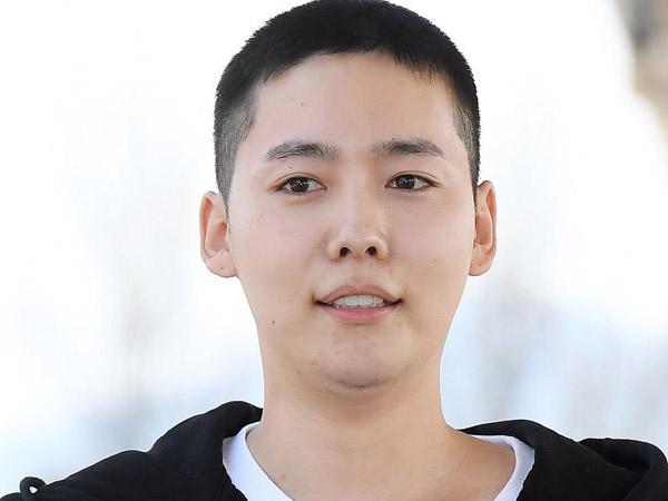 Resmi Masuk Militer, Jinwoo WINNER: Tolong Jaga Adik-adikku