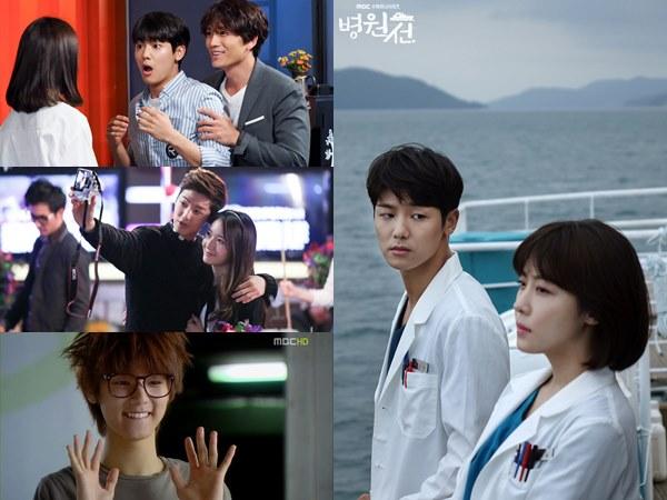 5 Drama Korea Kang Minhyuk CNBLUE, Pesona Aktor Anak Band