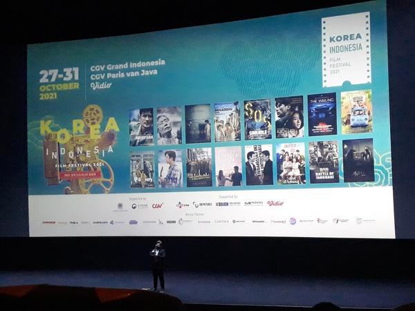 KIFF 2021 Resmi Dibuka, Nonton Film Korea di CGV Cuma Rp 15 ribu