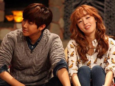 Wah, Kwanghee ZE:A Buat Nangis Sunhwa Secret?
