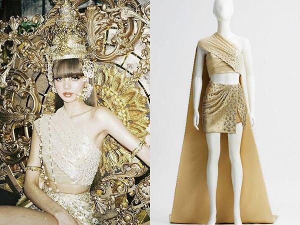 Bedah Fashion MV Lisa BLACKPINK - LALISA