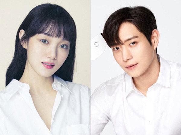 Lee Sung Kyung dan Kim Young Dae Dikonfirmasi Jadi Pasangan Drama Romantis tvN
