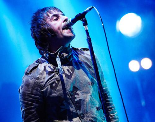 Wah, Liam Gallagher Bawakan Lagu Oasis