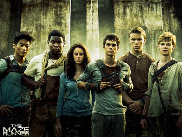 'The Maze Runner': Ketika Sekelompok Anak Muda Tantang Bahaya Labirin Mematikan!