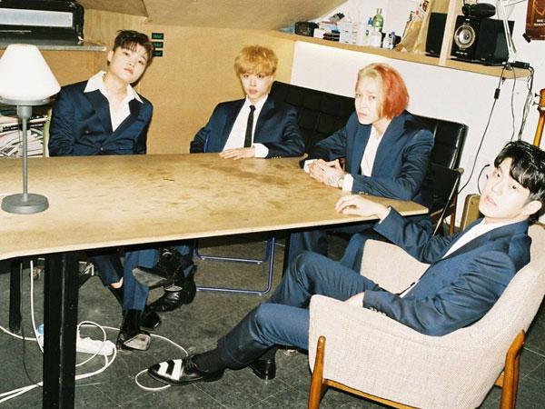 Nam Taehyun Umumkan Agensinya Bubar, South Club Gabung Agensi Baru