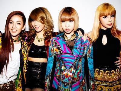 Wah, 2NE1 Buat Tato Kompak Di Pergelangan Tangan!