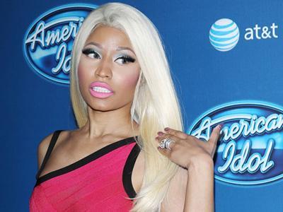 Nicky Minaj, Mundur Jadi Juri American Idol
