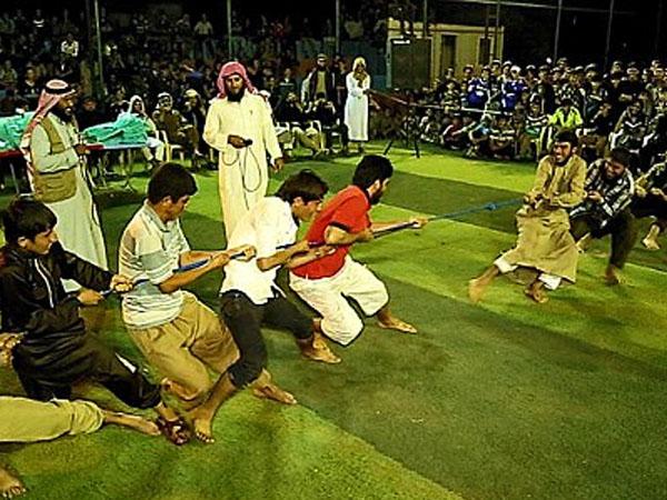 Olimpiade Jihad A La ISIS Mirip Lomba 17 Agustusan di Indonesia