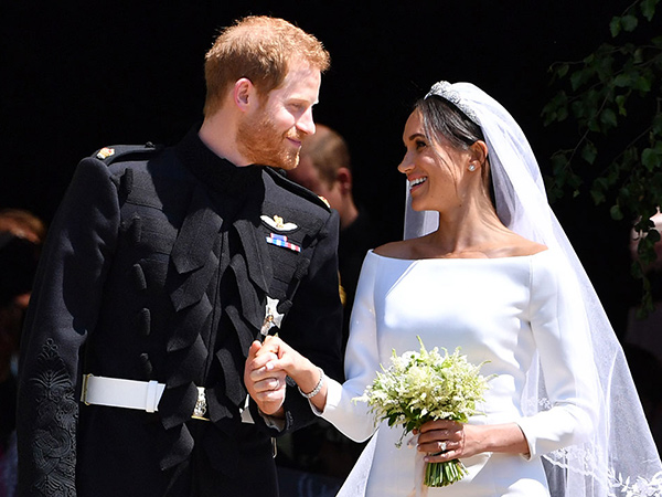 Ultah Pernikahan ke-2, Tidak Ada Ucapan dari Kerajaan untuk Pangeran Harry dan Meghan Markle