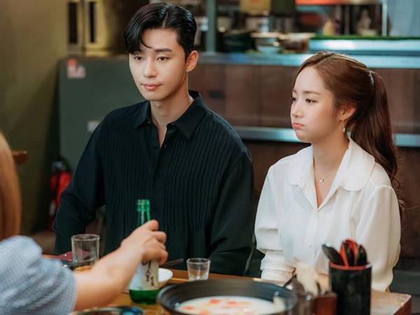 Park Min Young Mengaku Stres Soal Rumor Pacaran dengan Park Seo Joon