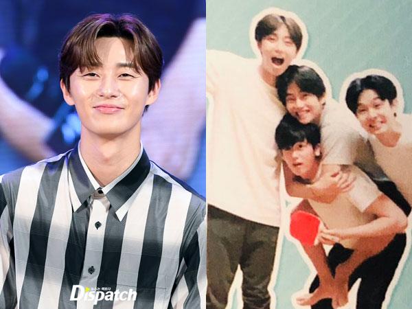 Park Seo Joon Ungkap Siapa yang Paling Cerewet di Grup Chat