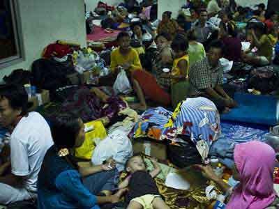 Penyakit Mulai Serang Korban Banjir Pluit