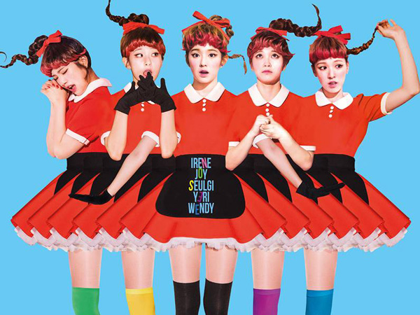 Jadi Boneka Berkostum Merah, Red Velvet Siap Comeback dengan Full Album Pertamanya!