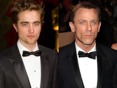 Daniel Craig Setuju Robert Pattinson Jadi James Bond Masa Depan