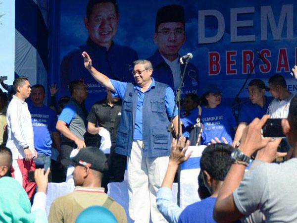Rilis Buku Kumpulan Cuitannya di Twitter, SBY: Mengapa Saya Masuk Sosial Media?
