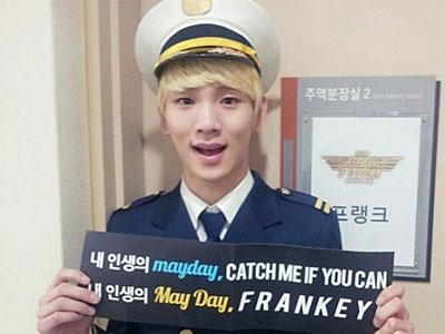 Key SHINee Berterimakasih Pada Crew Catch Me If You Can