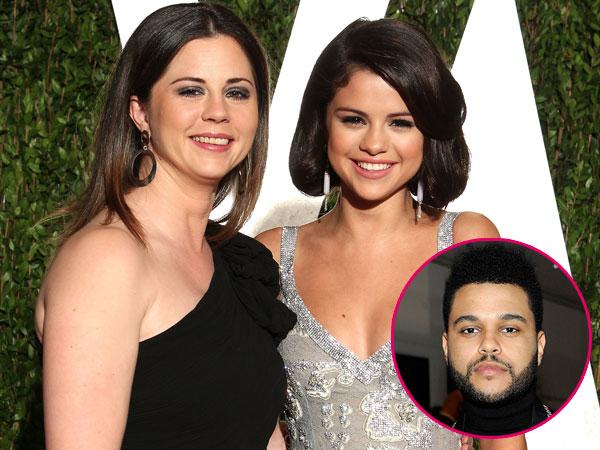 Ibunda Selena Gomez Tak Terkesan dengan The Weeknd, Apa Alasannya?
