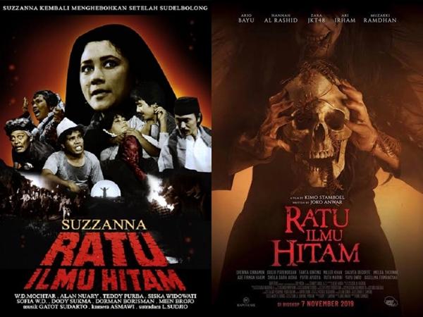 Pernah Tayang di Tahun 1981, 'Ratu Ilmu Hitam' Disebut Film Reboot, Apa Bedanya Dengan Remake?