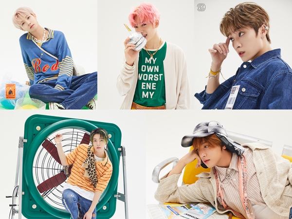 NCT Rilis Foto Teaser 5 Member Terakhir untuk 'RESONANCE' pt 2, Makin Imut
