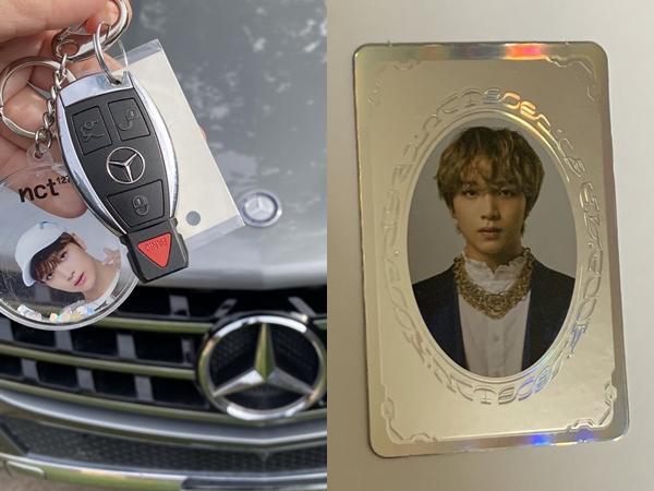 Fans NCT Ini Rela Tukar Mercedes Benz Dengan Photocard Haechan, Beneran?