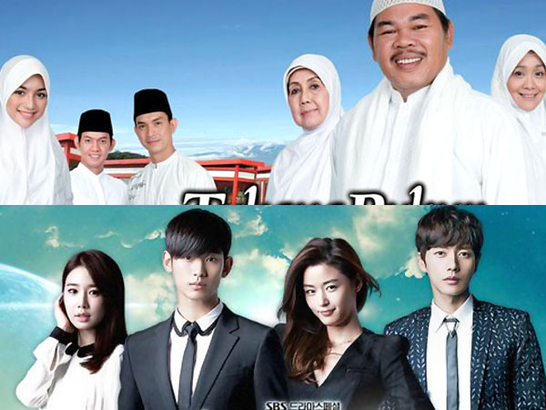 'Tukang Bubur Naik Haji' & 'Man From the Stars' Terima Penghargaan Spesial di Tokyo Drama Awards 2014!
