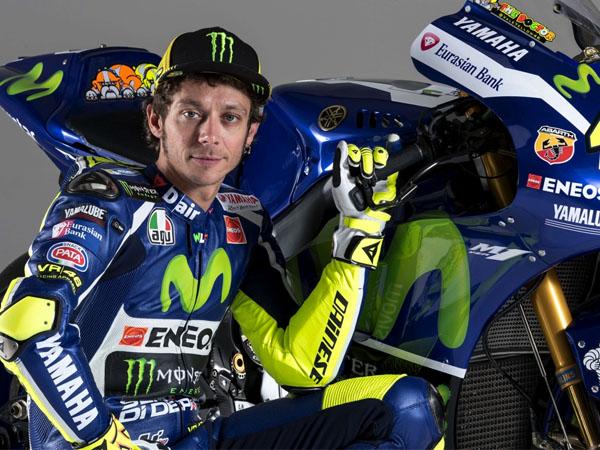 Gagal Finis di Urutan Pertama, Valentino Rossi Merasa Sangat Malu