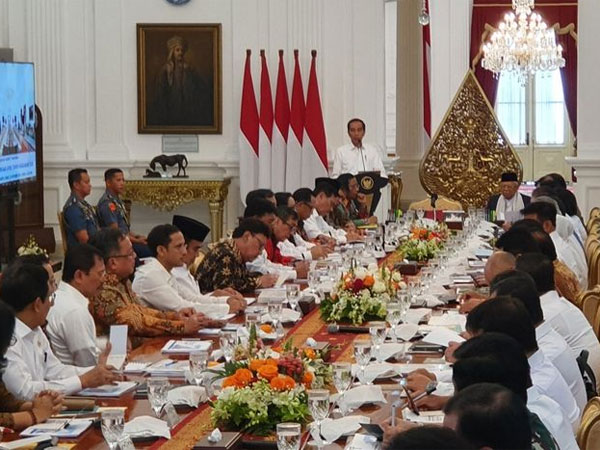 Jokowi Masih Mencari-cari, Ternyata Susunan Kabinet Belum Rampung, Lho