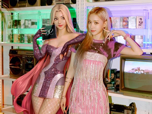 SM Entertainment Rilis Teaser Untuk Winter aespa, Ada Member Virtual