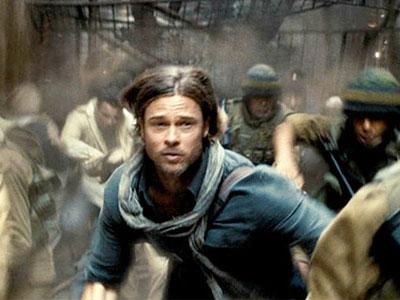 Brad Pitt Tertarik Garap Proyek Sekuel World War Z