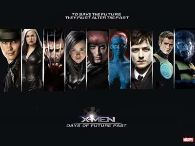 Sutradara Bryan Singer Bocorkan Film 'X-Men Days of Future Past' Melalui Instagram!