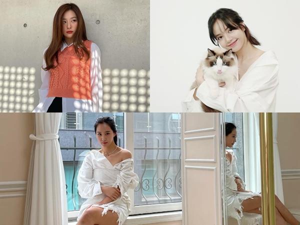 5 Tips Fashion dengan Kemeja Putih Ala Selebriti Korea