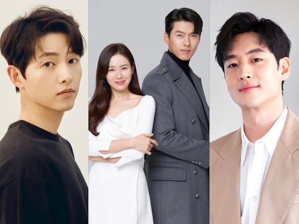 Park Seo Joon No. 6, Berikur Daftar Reputasi Brand Aktor dan Aktris Film Korea Selatan