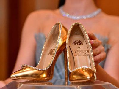 Keistimewaan Sepatu Termahal di Dunia Seharga 253 Miliar!