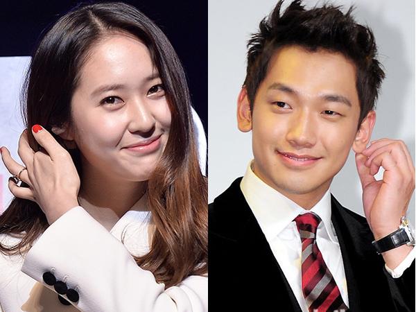 Hiraukan Perbedaan Umur, Krystal f(x) & Rain Terlihat Romantis Dalam 'My Lovely GIrl' !