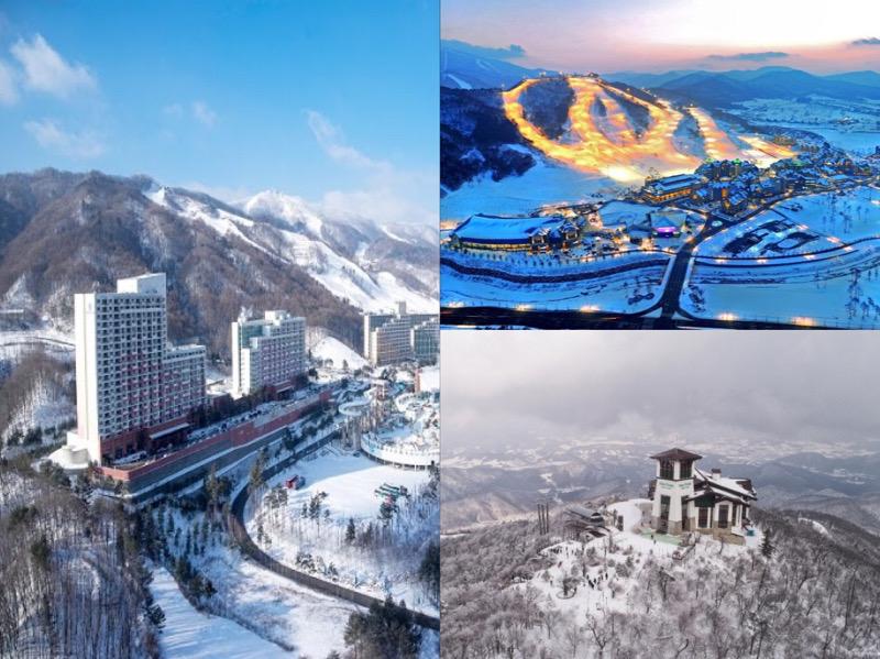 3 Resor Terbaik untuk Liburan Musim Dingin di Pyeongchang