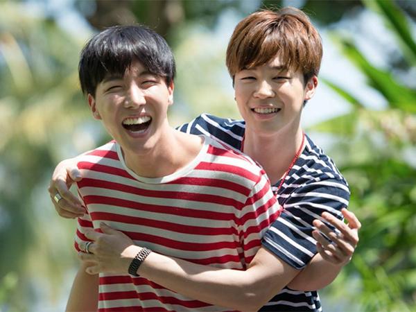 Berhenti Tayang, J-Hope dan Jimin BTS Batal Tampil di 'The Human Condition'