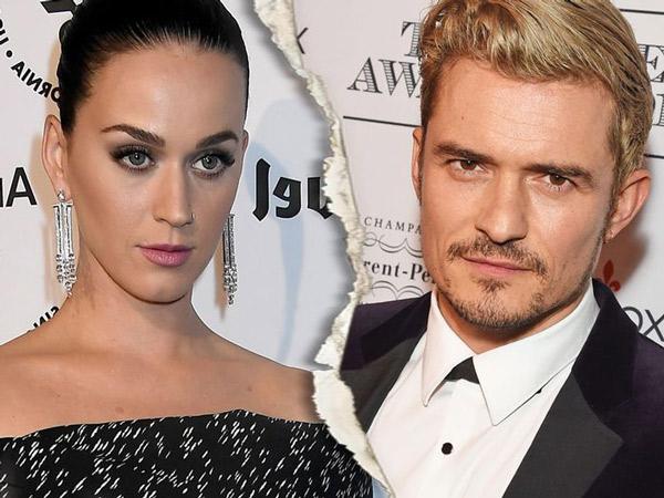 Jalan Bareng Wanita Lain, Hubungan Orlando Bloom dan Katy Perry Kandas?