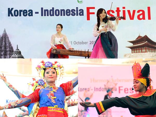 Pameran Budaya Korea-Indonesia Festival 2014 Resmi Digelar Oktober Ini!