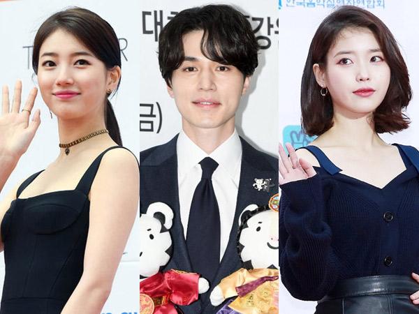 Ditemukan Video Wawancara Lama Suzy dan IU Pernah 'Ribut' Soal Lee Dong Wook