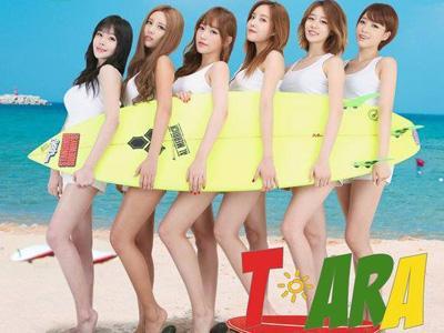 T-ARA Rilis Teaser Wanita Berbikini untuk Single Musim Panas Berjudul 'Bikini'