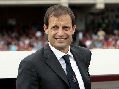 Duh, Pelatih AC Milan Dijual di Ebay oleh Suporter!