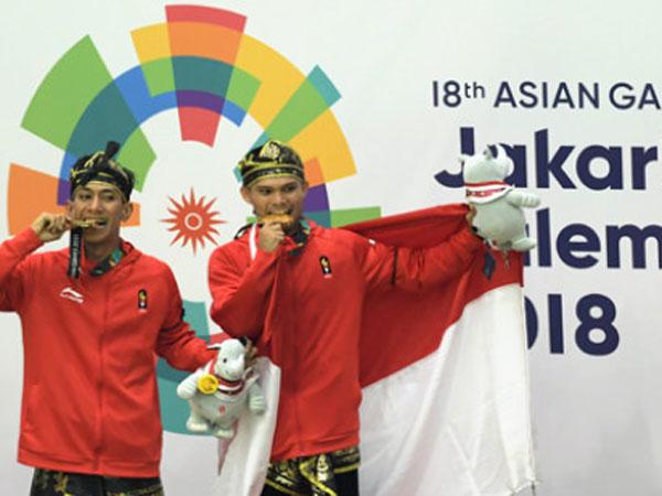 Bangganya Kedua Atlet Silat Persembahkan Medali Emas Untuk Para Korban Gempa Lombok
