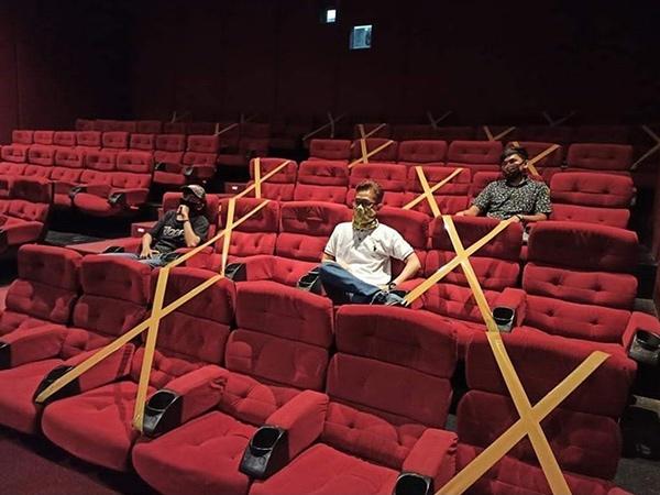 Mengintip Persiapan Bioskop Indonesia yang Serentak Buka Kembali 29 Juli 2020