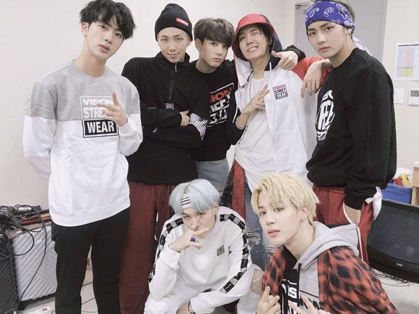 BTS Dipastikan Tampil di American Music Awards 2017, #BTSxAMAs Langsung Trending!