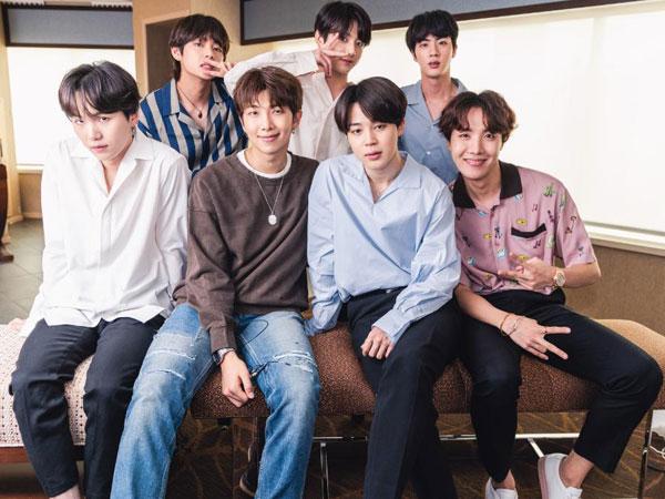 BTS Catat Rekor Baru dengan Album Korea Terlama di Chart Billboard 200