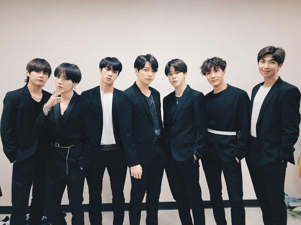 BTS Pecahkan Rekor Penjualan Album 1 Juta Kopi dalam Waktu Singkat!