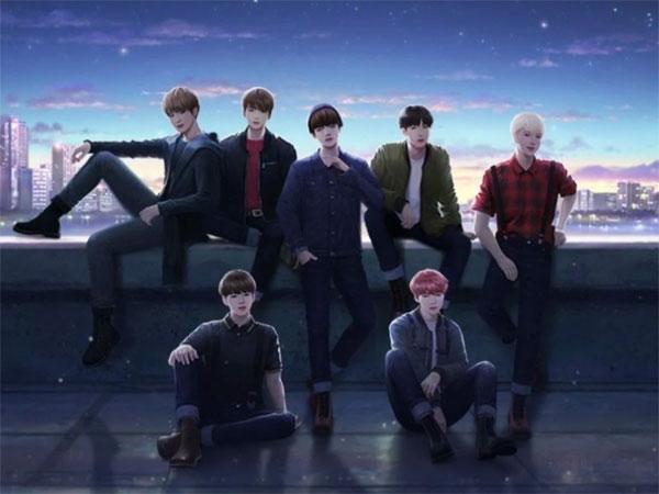 Akhir Bahagia atau Tragis? Fans Bisa Ciptakan Kisahnya Sendiri di Game BTS Universe Story