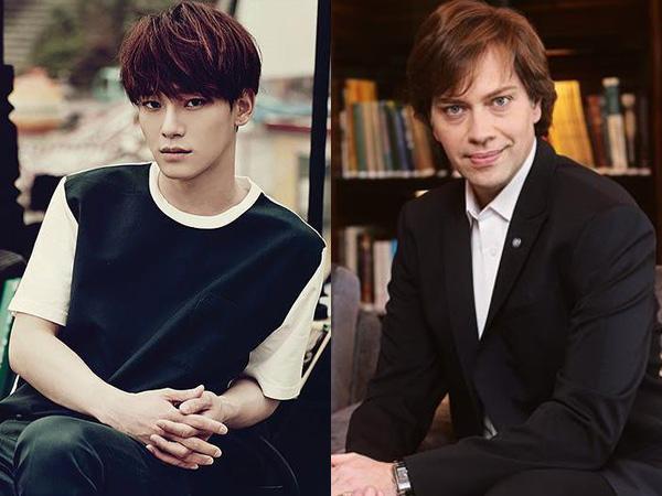 Chen EXO akan Tampil Bareng Pianis Ternama Dunia untuk Kampanye Global UNICEF