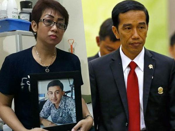Seorang Ibu Curhat Miris ke Presiden Jokowi Soal Anaknya yang Dipaksa Berkelahi Hingga Tewas