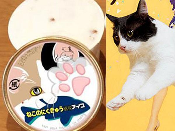 Berani Coba Es Krim Rasa Cakar Kucing Asal Jepang Ini?